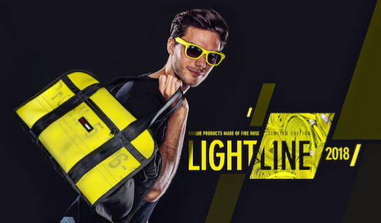 Einsatzbereit: Sonderkollektion Lightline 2018