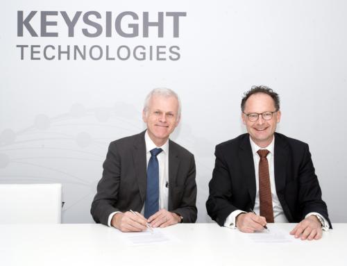 NORDSYS und Keysight Technologies kombinieren V2X/C-V2X-Prüflösungen