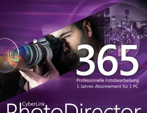 Frühjahrs-Update bei CyberLink für PowerDirector 365 und PhotoDirector 365 mit neuen Funktionen und Creative-Pakete für Abonnenten