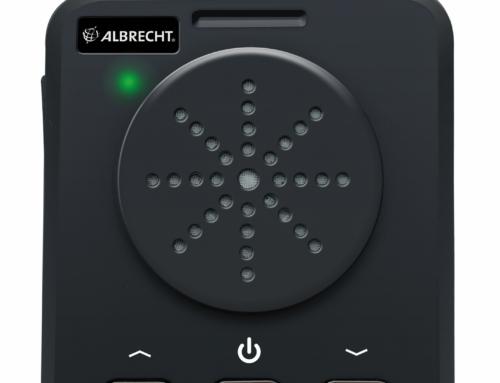 Albrecht PR-446: Sehr kleiner und leichter Funkempfänger