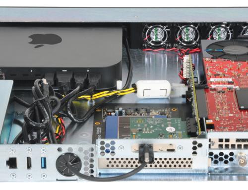 IBC 2019: Extralange Verbindung für Thunderbolt™ 3