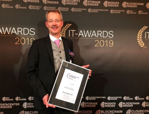 Rosenberger OSI again honored at the IT Awards 2019