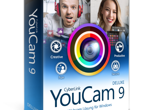 CyberLink YouCam 9: Webcam Software für Windows neu definiert