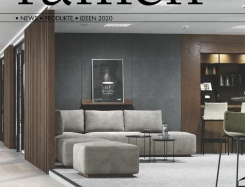 Neuer Glamox Hauptkatalog lux&lumen 2020 jetzt verfügbar!