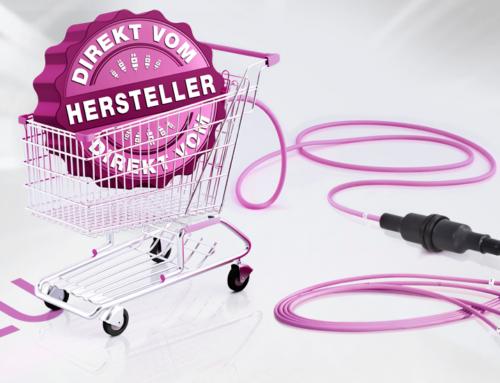 Rosenberger OSI launcht Online-Shop