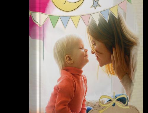 Mit Fotobüchern, Diashows und Kalendern in Verbindung bleiben und die schönsten Familienmomente teilen