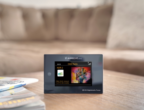 Albrecht DR 53: Heimischer Digitalradio-Tuner mit eindrucksvollem Farbdisplay