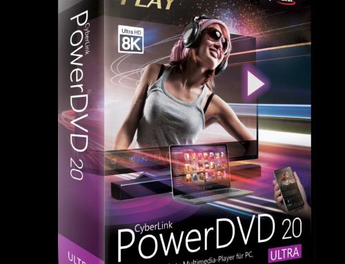 PowerDVD 20: Mit Cloud-Technologie für eine brillante Medien-Wiedergabe und geräteübergreifendes Teilen – jederzeit und überall