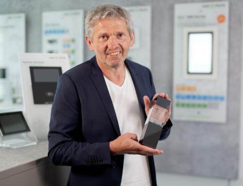 """Die Leser der """"Markt&Technik"""" wählten Matthias Fricke zum Manager des Jahres in der Kategorie Embedded Systems"""