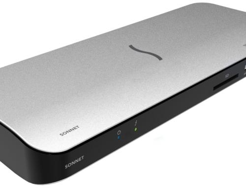 Sonnet bringt Peripherie und Power ans MacBook Pro
