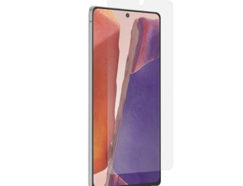 InvisibleShield schützt jetzt auch Samsung Galaxy Note20 und Note20 Ultra 5G