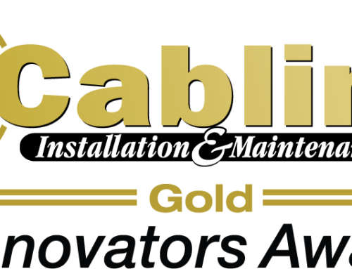 Rosenberger OSI receives GOLD Rating in 2020 Cabling Installation & Maintenance Innovators Awards