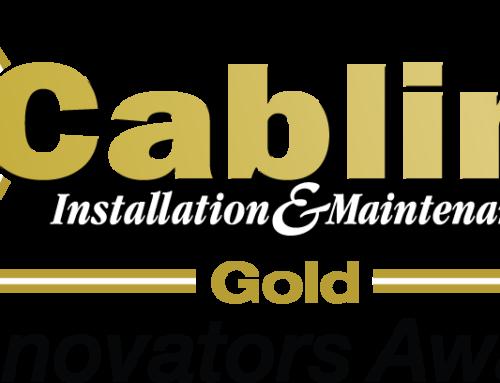 Rosenberger OSI erhält GOLD bei den Cabling Installation & Maintenance Innovators Awards 2020