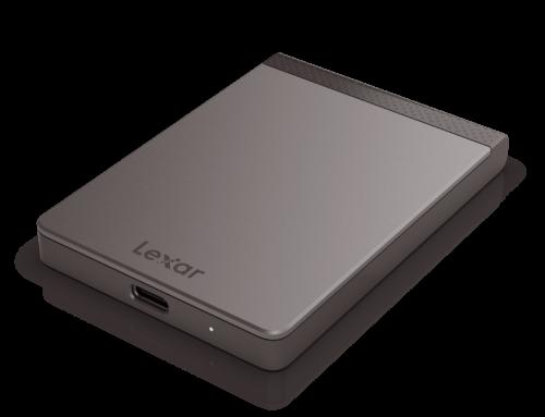 Lexar erweitert sein SSD-Portfolio mit dem portablen SL200 Solid-State-Laufwerk