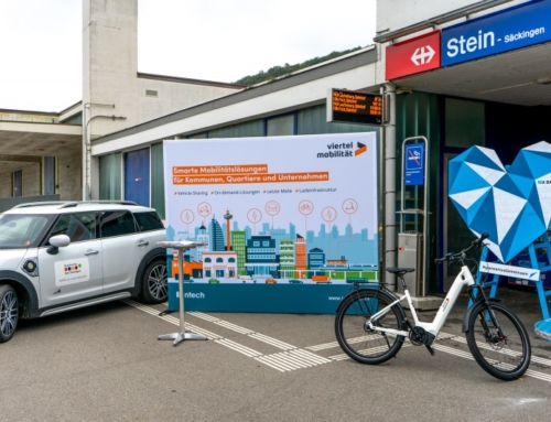 Startschuss für multinationales Mobilitätsangebot