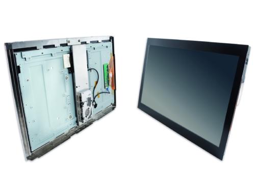 Das neue Flush Mount HMI SANTOKA 32.0 SG von Garz & Fricke bietet vielfache Einsatzmöglichkeiten