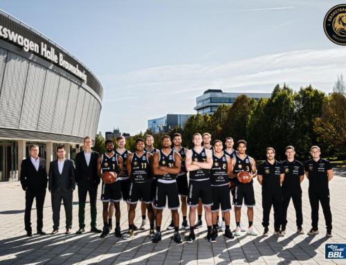 Basketball Löwen Braunschweig gehen mit Profil Marketing in die Verlängerung