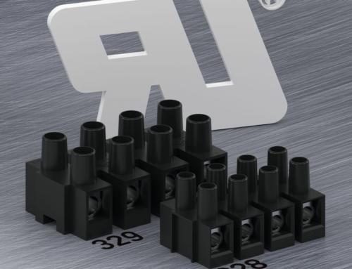 WECO erhält UL-Zertifizierung für die Industrie-Klemmleisten der Serie 328 und 329