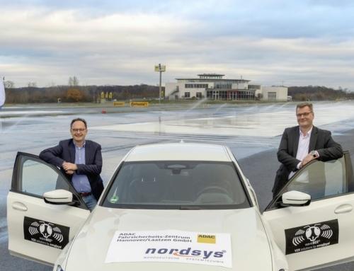 NORDSYS und das ADAC Fahrsicherheitszentrum Hannover/Laatzen starten strategische Kooperation