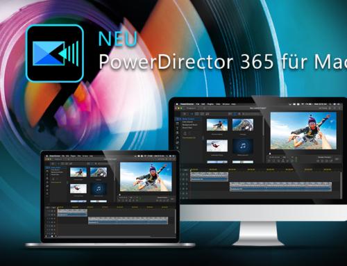 CyberLink bringt Videobearbeitungssoftware PowerDirector 365 für macOS auf den Markt