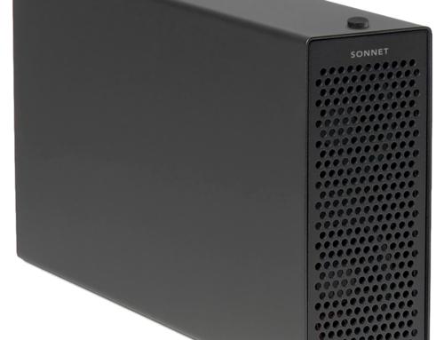 Für optimierte Pro-Audio-Workflows: Sonnet stellt neue PCIe®-Erweiterungssysteme für Thunderbolt™3 vor