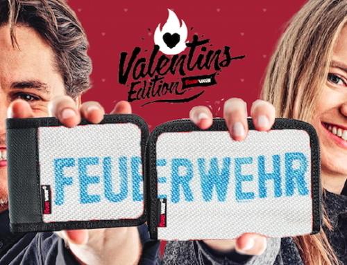 Die Valentins-Edition von Feuerwear!