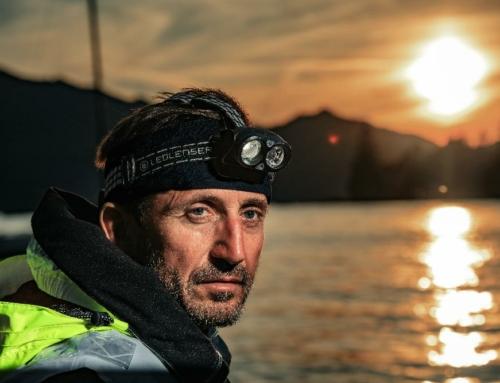 Sportlich ausgezeichnet: Die Stirnlampe H19R Signature erhält den ISPO Award 2021