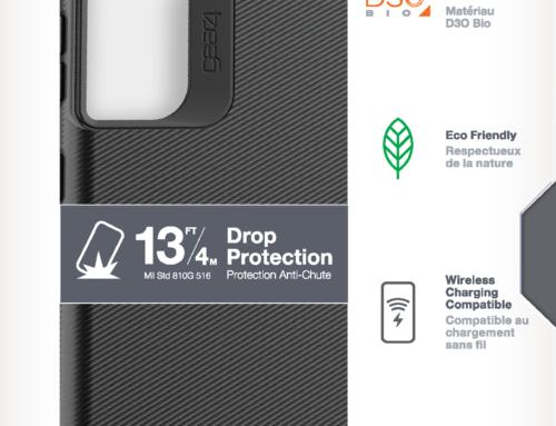 Gear4 stellt Schutzhüllen für die neuen Samsung Galaxy S21, S21+, und S21 Ultra vor