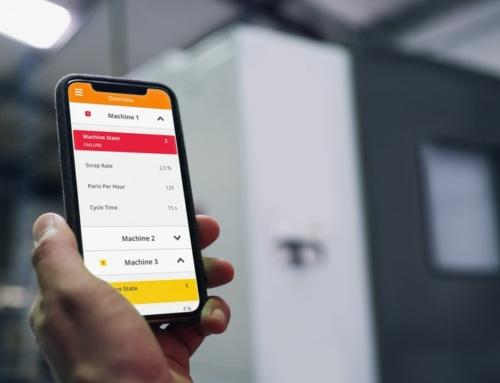 in-tech präsentiert easymon – Intelligentes mobiles Remote-Monitoring von Industrieanlagen