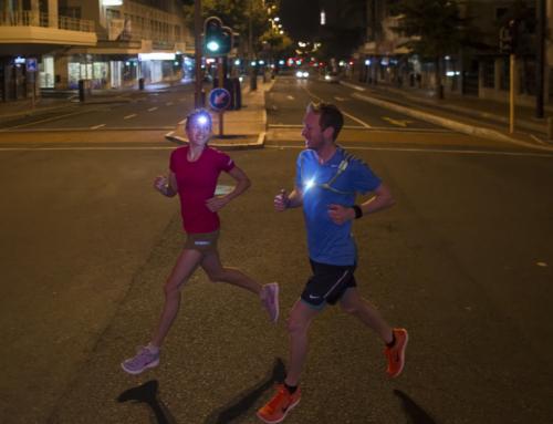 Runner's High bei Tag und Nacht: NEO-Stirnlampen setzen Laufstrecken in sicheres Licht