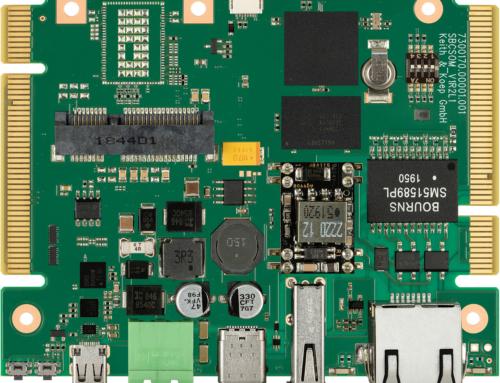 Weltneuheit: Innovative neue Embedded Module-Lösung sofort einsatzbereit