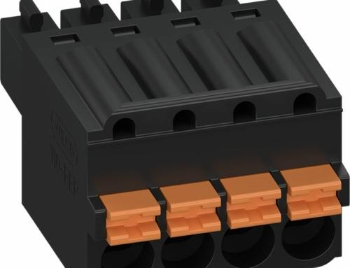WECO präsentiert neue schraublose Steckverbinder-Systeme für raueste Bedingungen