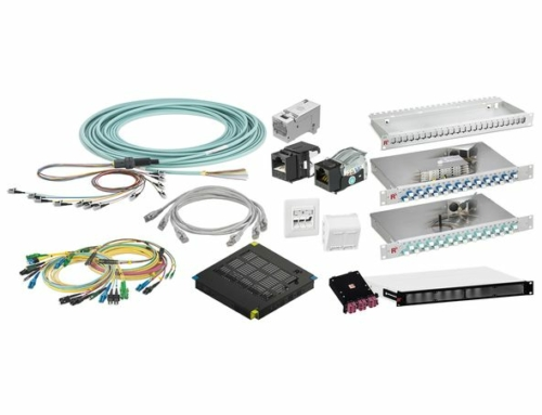 Rosenberger OSI presents completely new LAN portfolio with three modern solutions for effective building cabling