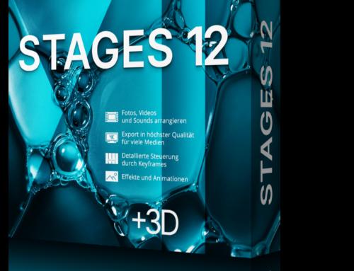 AquaSoft Stages 12: Videos gestalten, schneiden, animieren