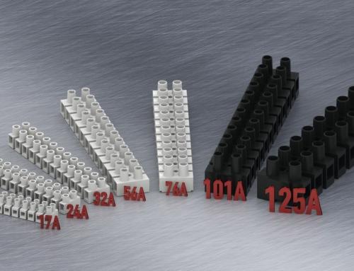Extrem robust und multifunktionell: WECO präsentiert die Klemmleisten Serie 300 für Anwendungen in der industriellen Automation