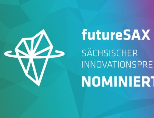 in-tech smart charging für den Sächsischen Innovationspreis 2021 nominiert