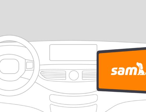 in-tech präsentiert den Safety Assistant Monitor – SAM sorgt für sichere Testfahrten in der Automobilindustrie