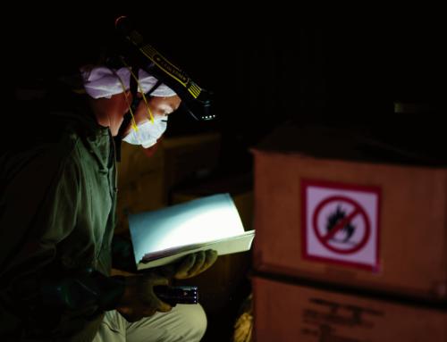 Ledlenser bringt sicheres Licht in explosive Umgebungen