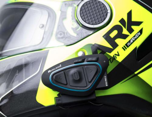 Midland startet die Motorrad-Saison mit den brandneuen Intercoms BTX2 PRO S LR und BTX1 PRO S