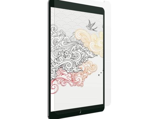 InvisibleShield veröffentlicht GlassFusion+ Canvas-Bildschirmschutz für iPads