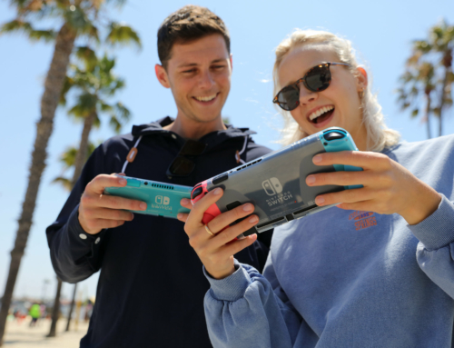 ZAGG-Marke Gear4 präsentiert Schutz für Nintendo Switch & Switch Lite