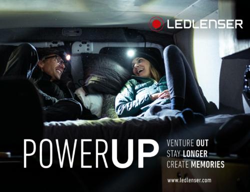 PowerUp: Mit neuem Markenauftritt startet Ledlenser in eine leuchtende Zukunft