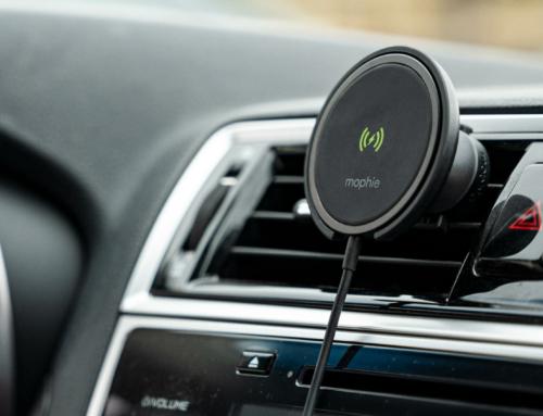 Sicher und energiegeladen ans Ziel: mit magnetischen Smartphonehalterungen fürs Auto