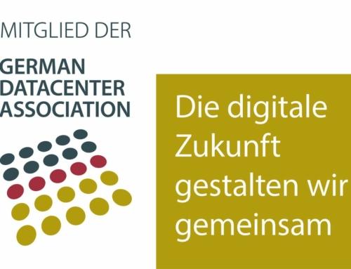 Rosenberger OSI wird im Jubiläumsjahr Mitglied der German Datacenter Association (GDA)