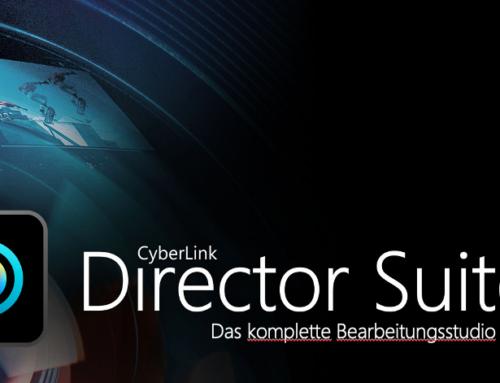 CyberLink veröffentlicht neue Versionen seines preisgekrönten PowerDirector und weitere Multimedia-Bearbeitungssoftware